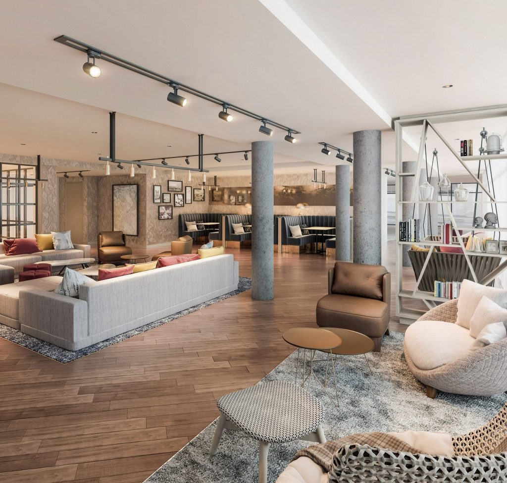 Apartments For Rent Magazine: Newcastle Quayside To Welcome North East's First Build-to